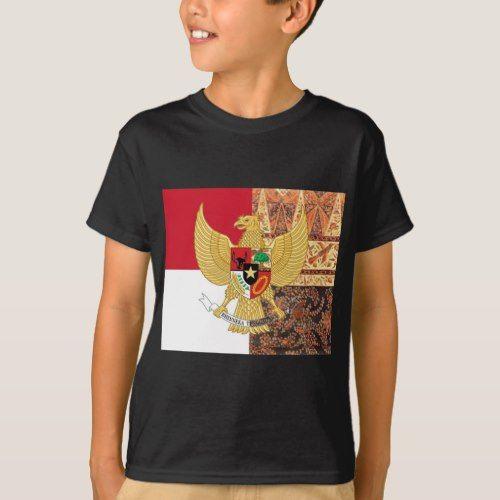 Baju Gambar Garuda