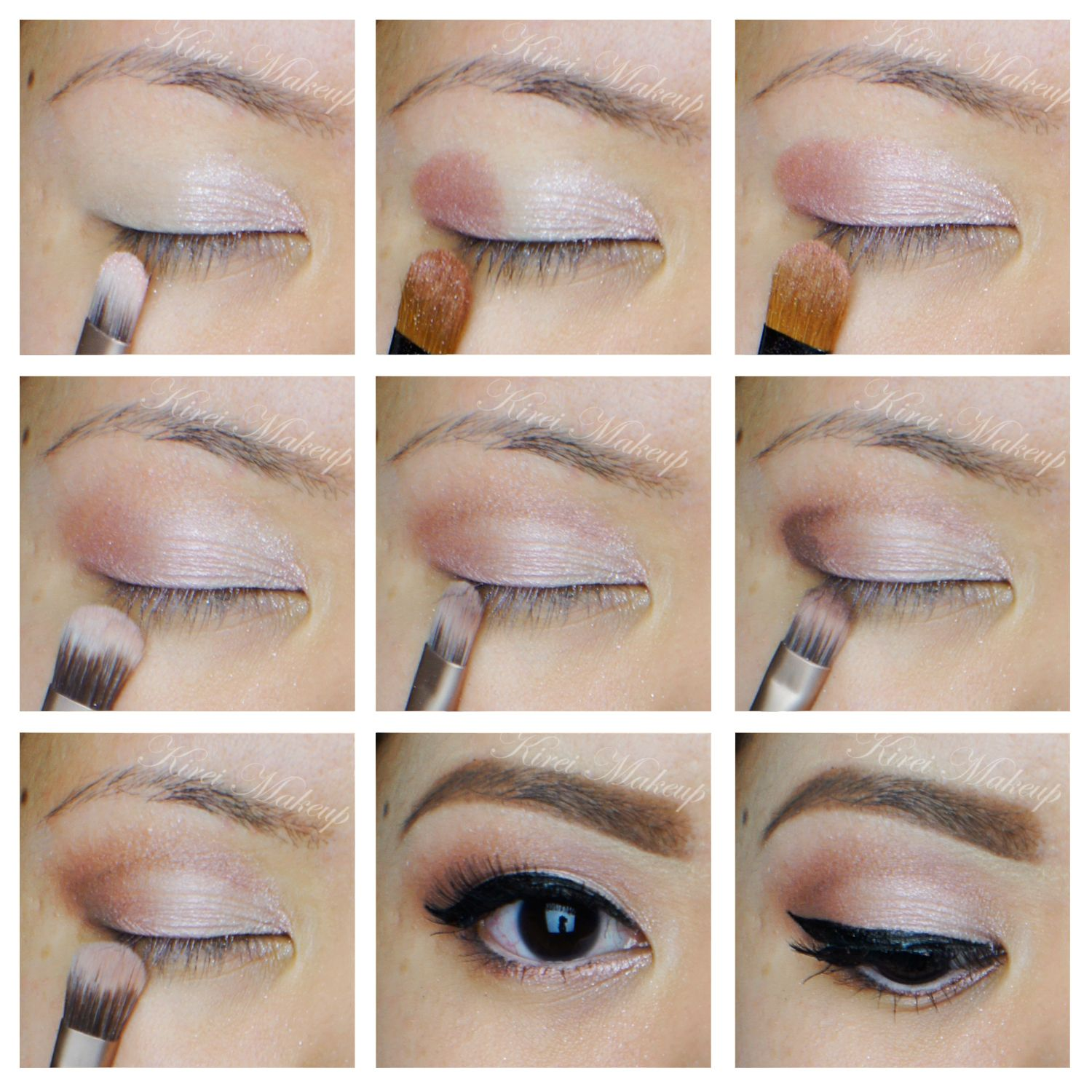 Valentines day makeup makeup pinterest makeup naked and top 12 asian eye makeup tutorials for bride famous fashion wedding design idea easy idea baditri Image collections