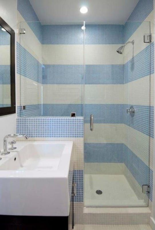 Designing a New Bathroom on a Budget: How To Make Cheap Tile Look ...