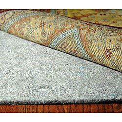 Safavieh Durable Hard Surface And Carpet Non Slip Rug Pad Grey Rugs On Carpet Rug Pad Rugs