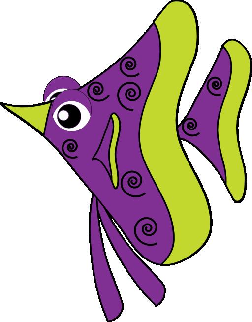 Purple Fish Clipart Royalty Free Public Domain Clipart Clipart Best Clipart Best Dibujos Peces De Colores Pinturas