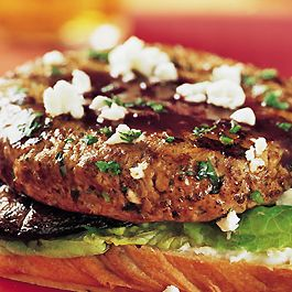 Winn-Dixie Stores, Inc. - Mushroom Merlot Burger