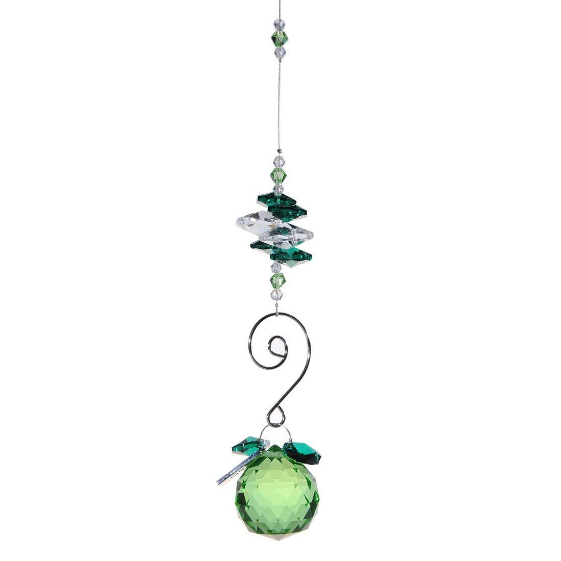 Amazon.com : H&D 30mm Crystal Ball Chandelier Prism ...
