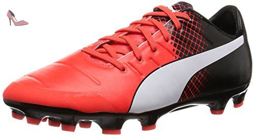 Copa 17.3 in, Chaussures de Football Homme, Rouge (Red/Core Black/FTW White), 40 EUadidas