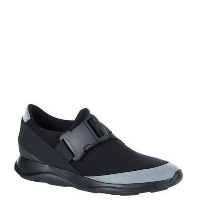 CHRISTOPHER KANE Reflective Strap Sneakers. #christopherkane #shoes #