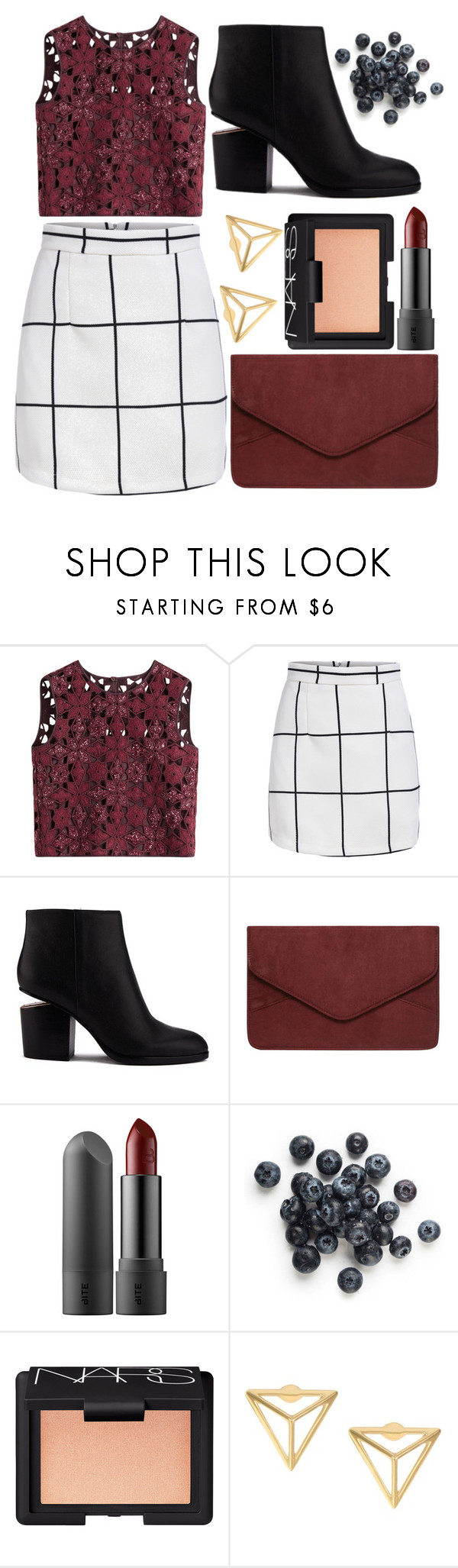 """The Fall Transition..."" by kdfashiondesigner ❤ liked on Polyvore featuring Alberta Ferretti, Alexander Wang, Dorothy Perkins and NARS Cosmetics"