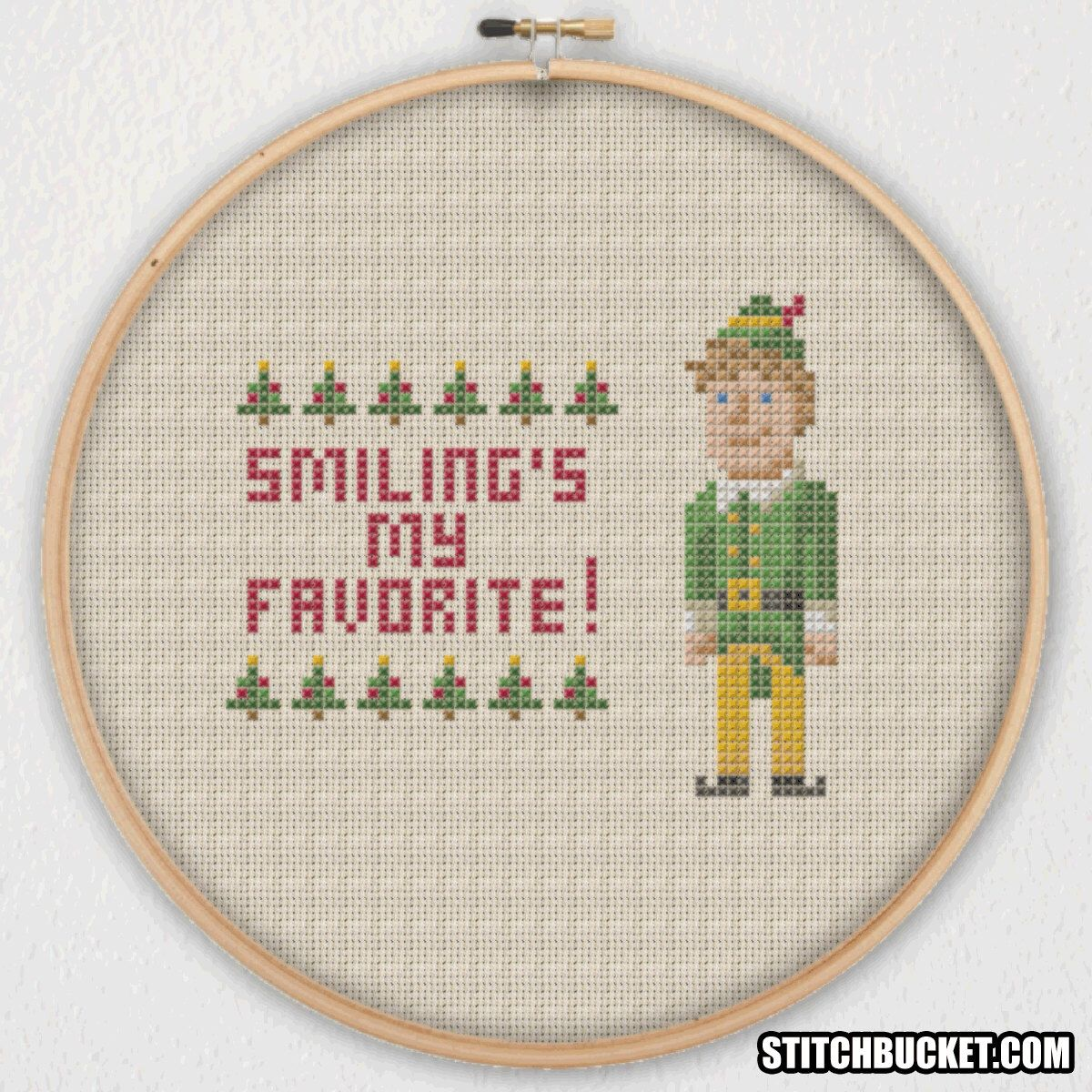 Buddy The Elf \