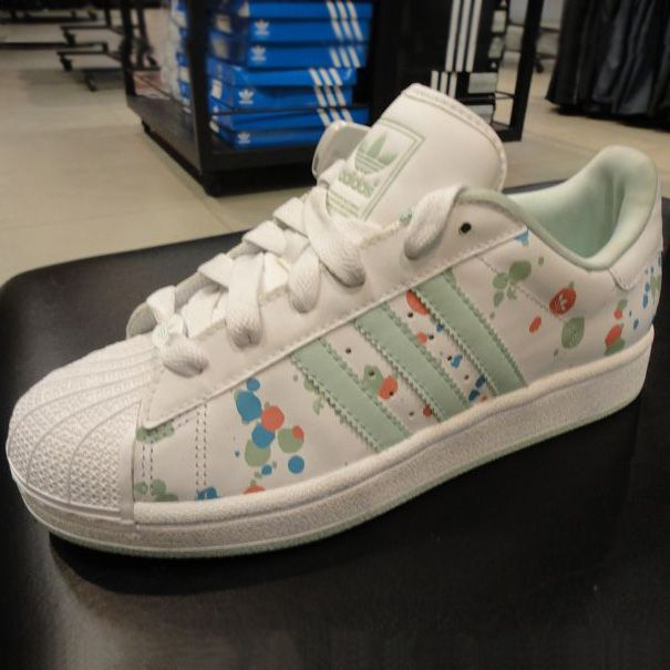 adidas Originals Superstar V22852 Sneaker Schuhe Polka DOTS
