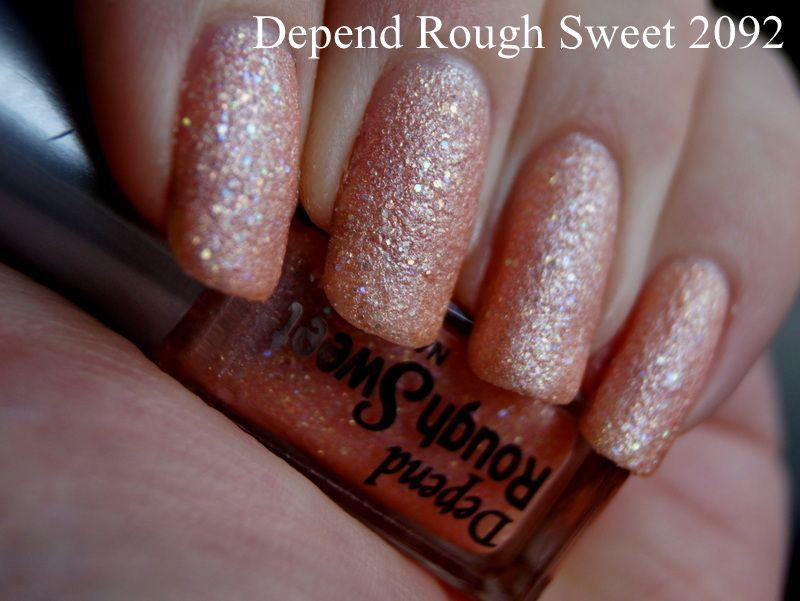 depend rough sweet
