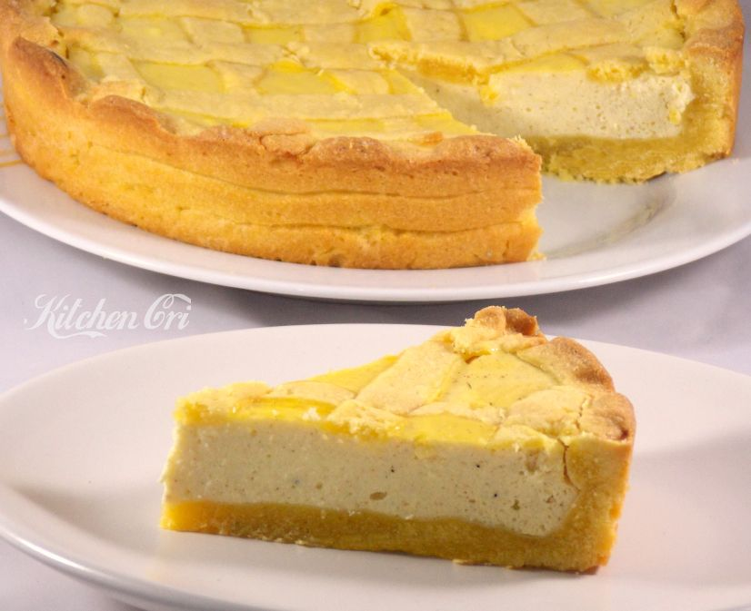 Crostata di ricotta | Kitchen Cri