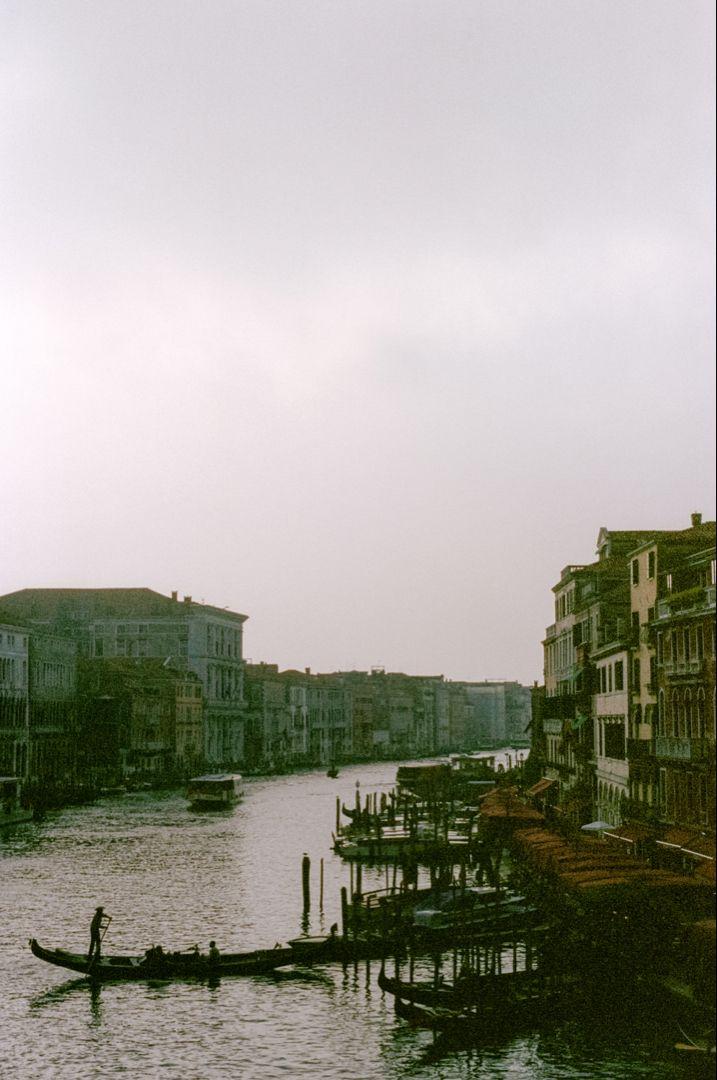 Venice on film #35mm #analogue #filmphotography #venice #travelinspo