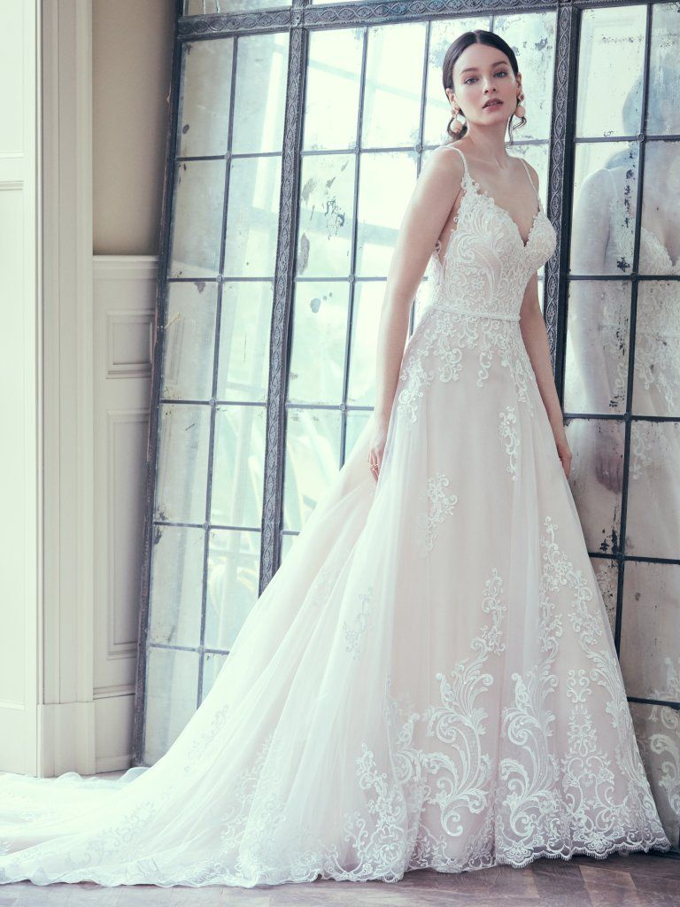 f152ce6130d WALLIS by Maggie Sottero Wedding Dresses in 2019
