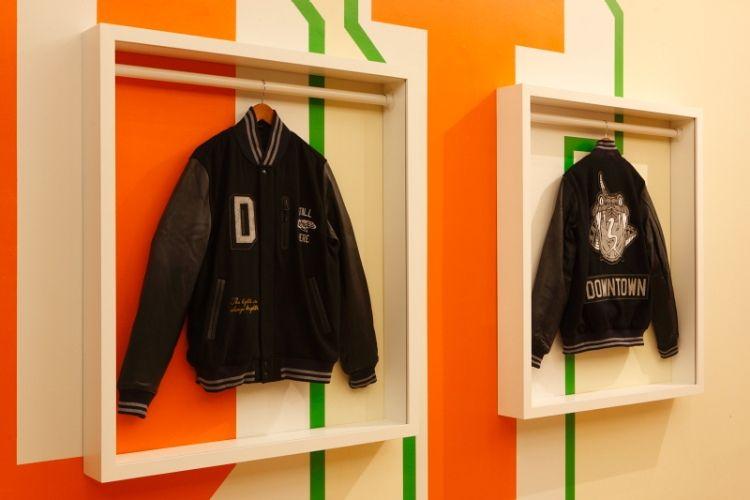 índice ganancia haz  Custom Nike Destroyer | Custom nikes, Varsity jacket, Nike