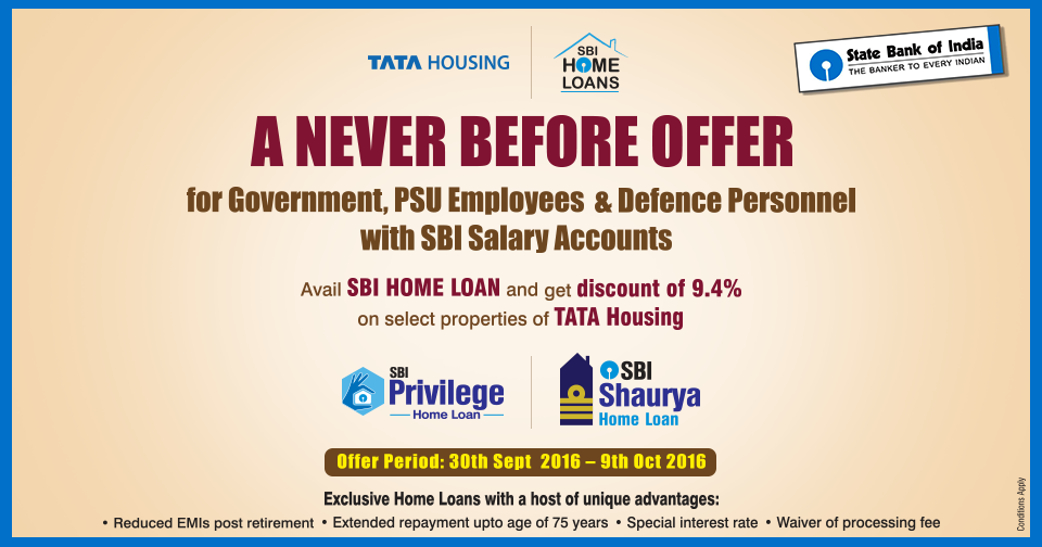 If Buying A New House Has Been On Your Mind No Better Time Than This Festive Season Enjoy A Discount Of 9 4 On Select P Buying A New Home The Selection Tata