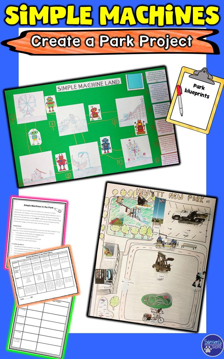 medium resolution of This engaging simple machines project is perfect to assess your students  understanding while al…   Simple machines