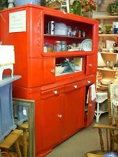 Hoosier Cabinet In Antique Furniture Cabinet Styles Cabinet Wall Unit