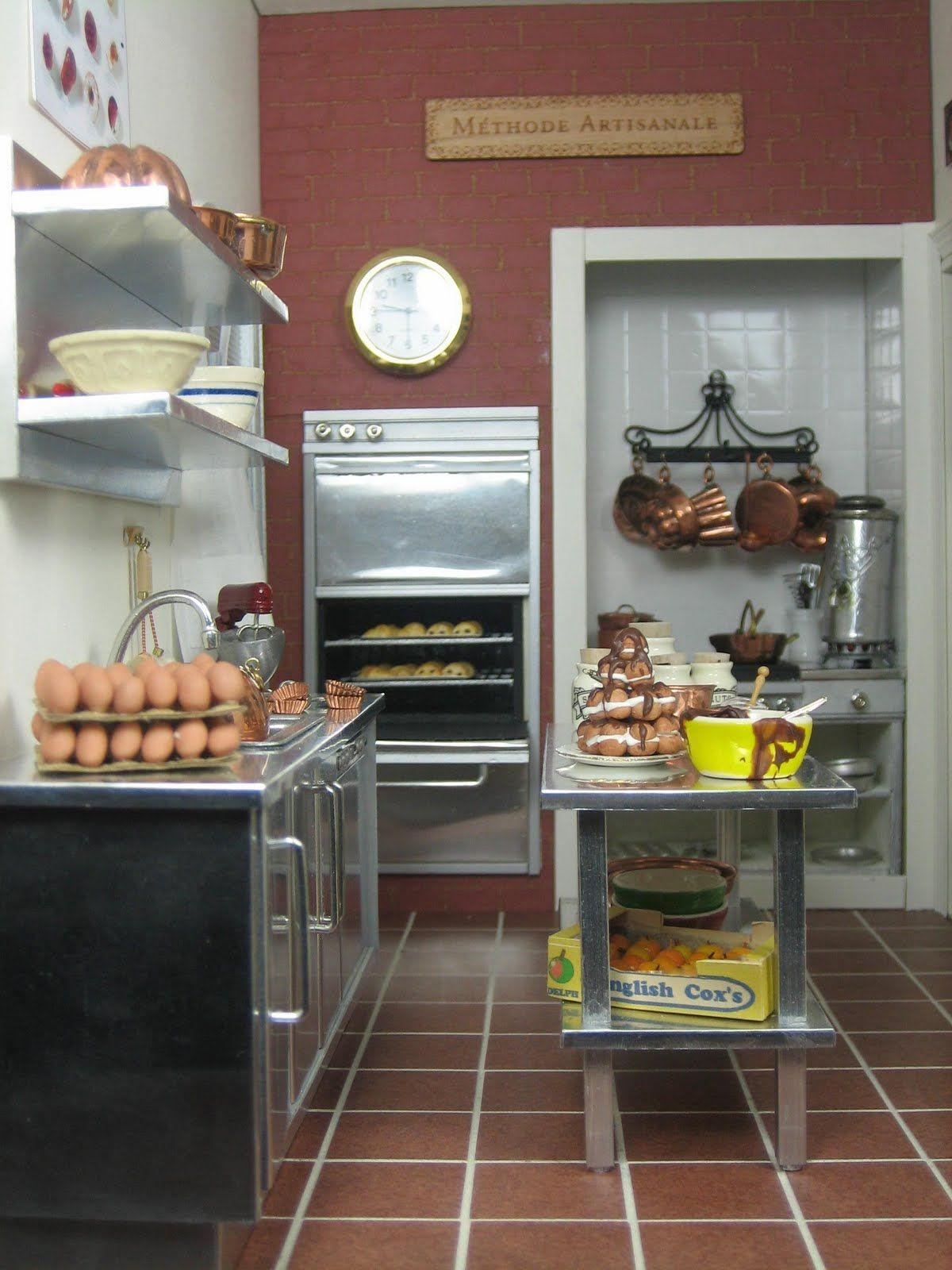 Patisserie: Kitchen by Smalltalk Minilover