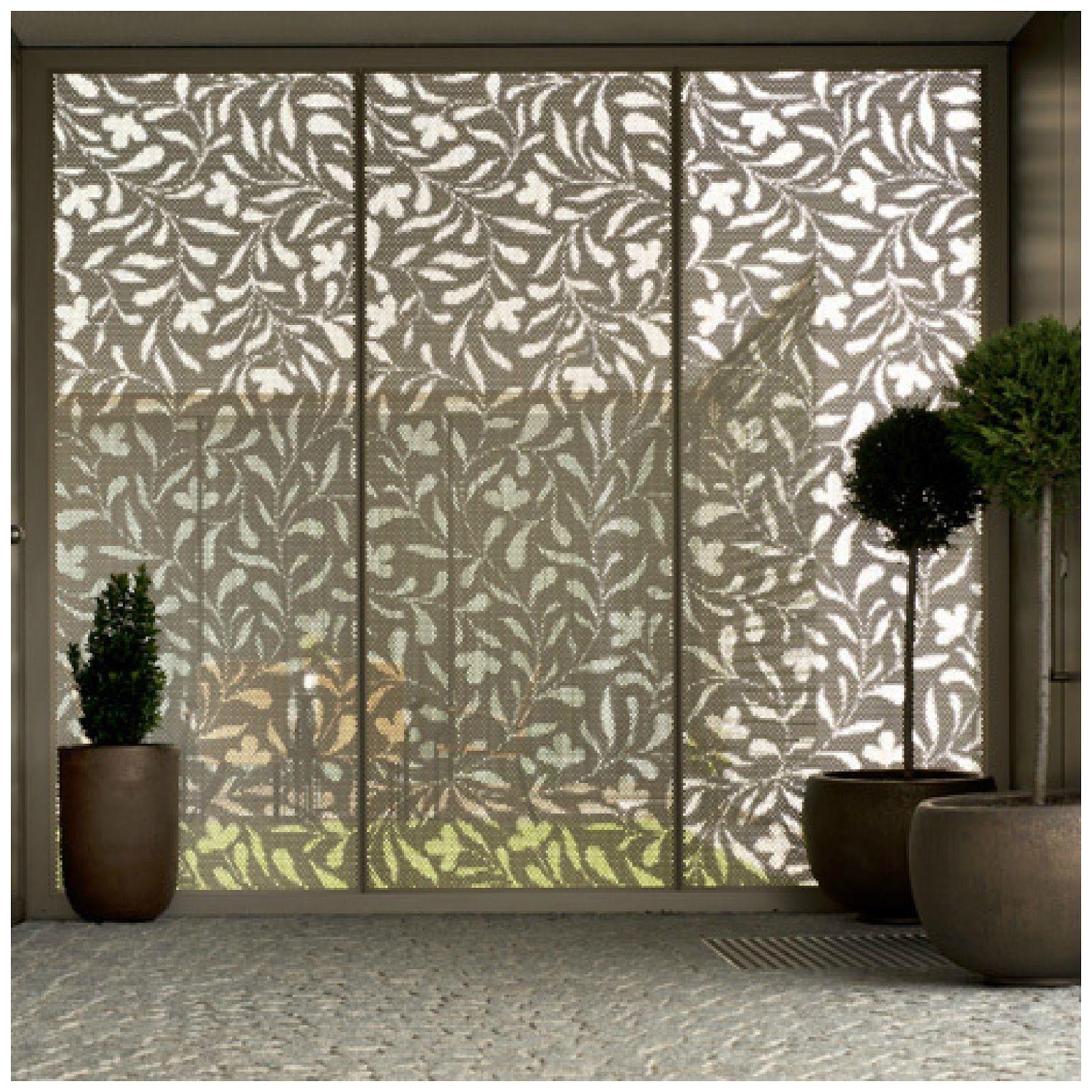 Decorative Screen Panels Interior Design