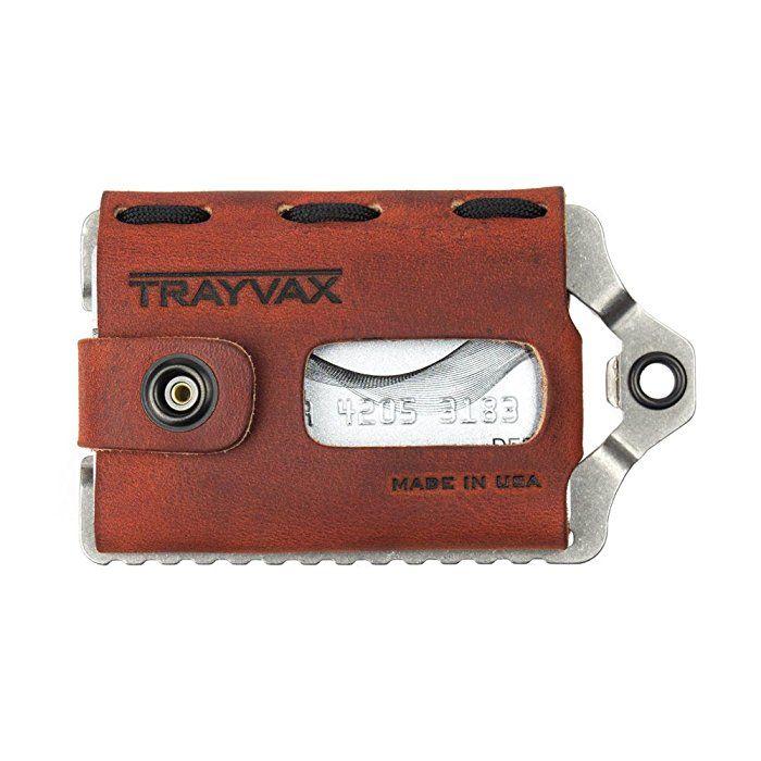 d8f04b125 Trayvax Element Wallet (Canyon Red) Billeteras, Mochilas, Tarjetero, Ropa  De Trabajo