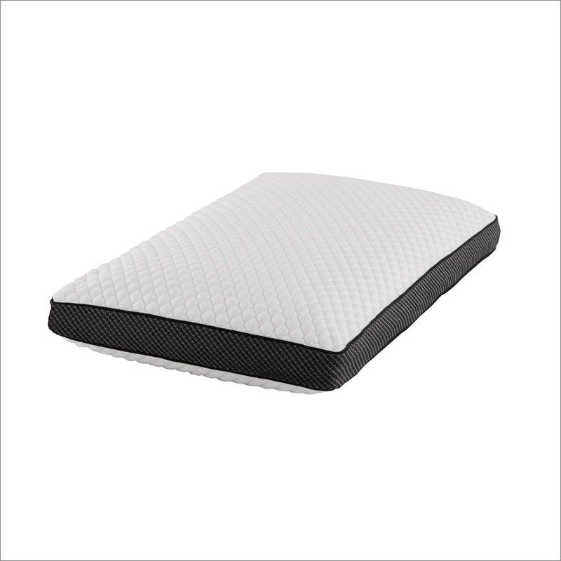 mattress upc ice firm beautyrest pillow for black memory product living lux image foam queen