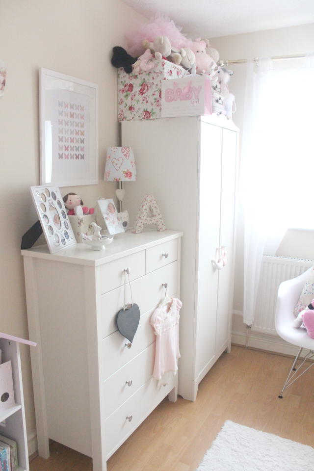Amelia S Room Toddler Bedroom: Amelia's Toddler Bedroom