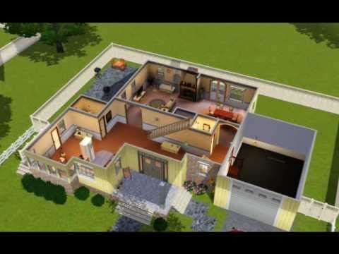 plan maison wisteria lane