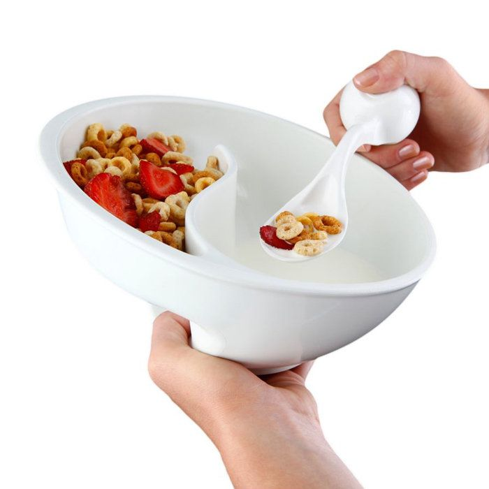 Obol the never soggy cereal bowl with spoonit this reminds me obol the never soggy cereal bowl with spoonit this reminds me ccuart Choice Image