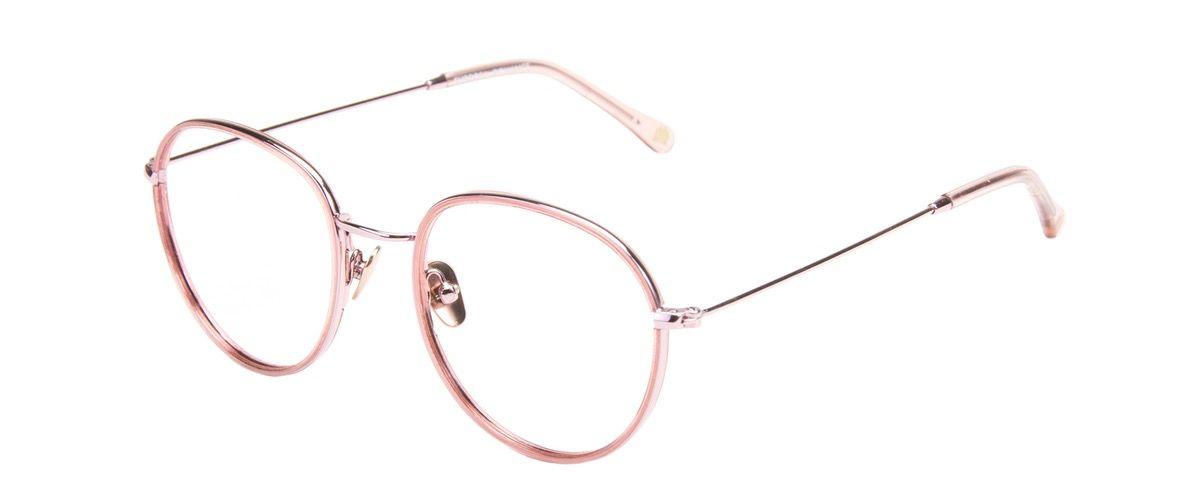 2bcac82f413 Affordable Fashion Glasses Aviator Round Eyeglasses Women Subrosa Romance  Tilt