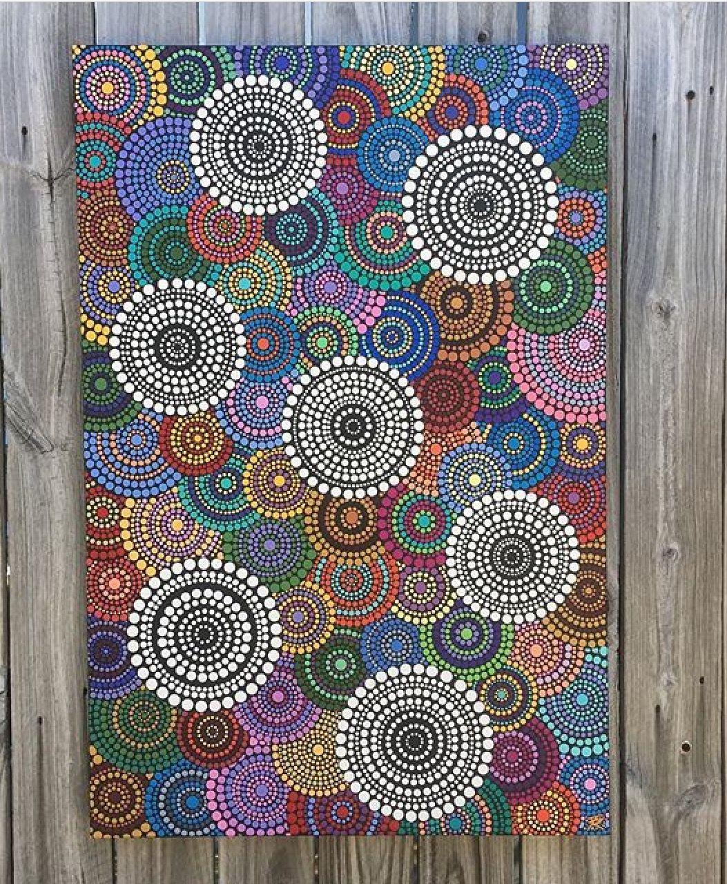 Image result for dot mandala template | Dot Art | Pinterest ...