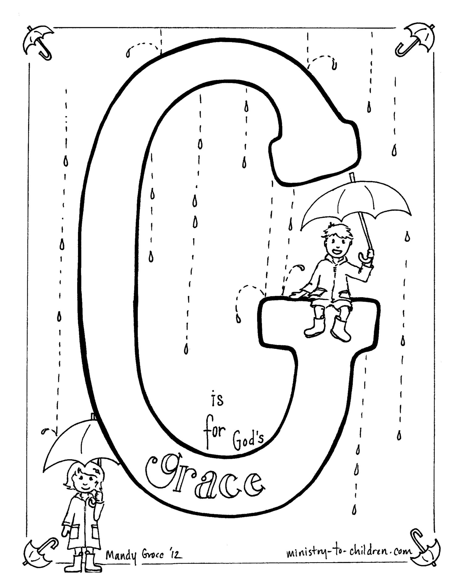 Hebrew Alphabet Letters Coloring Page Pinterestcom