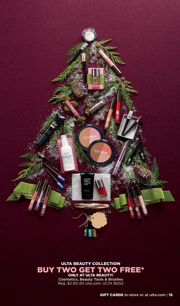 Ulta Holiday 2015 | Design | Holiday | Pinterest
