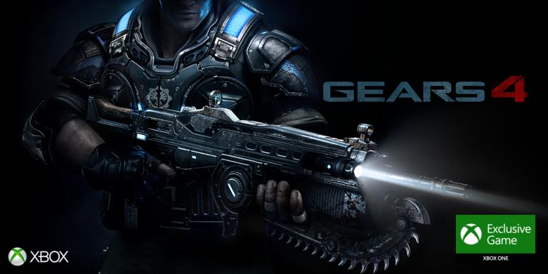 Minecraft HoloLens vs  Gears Of War 4 | Games | Gears of War
