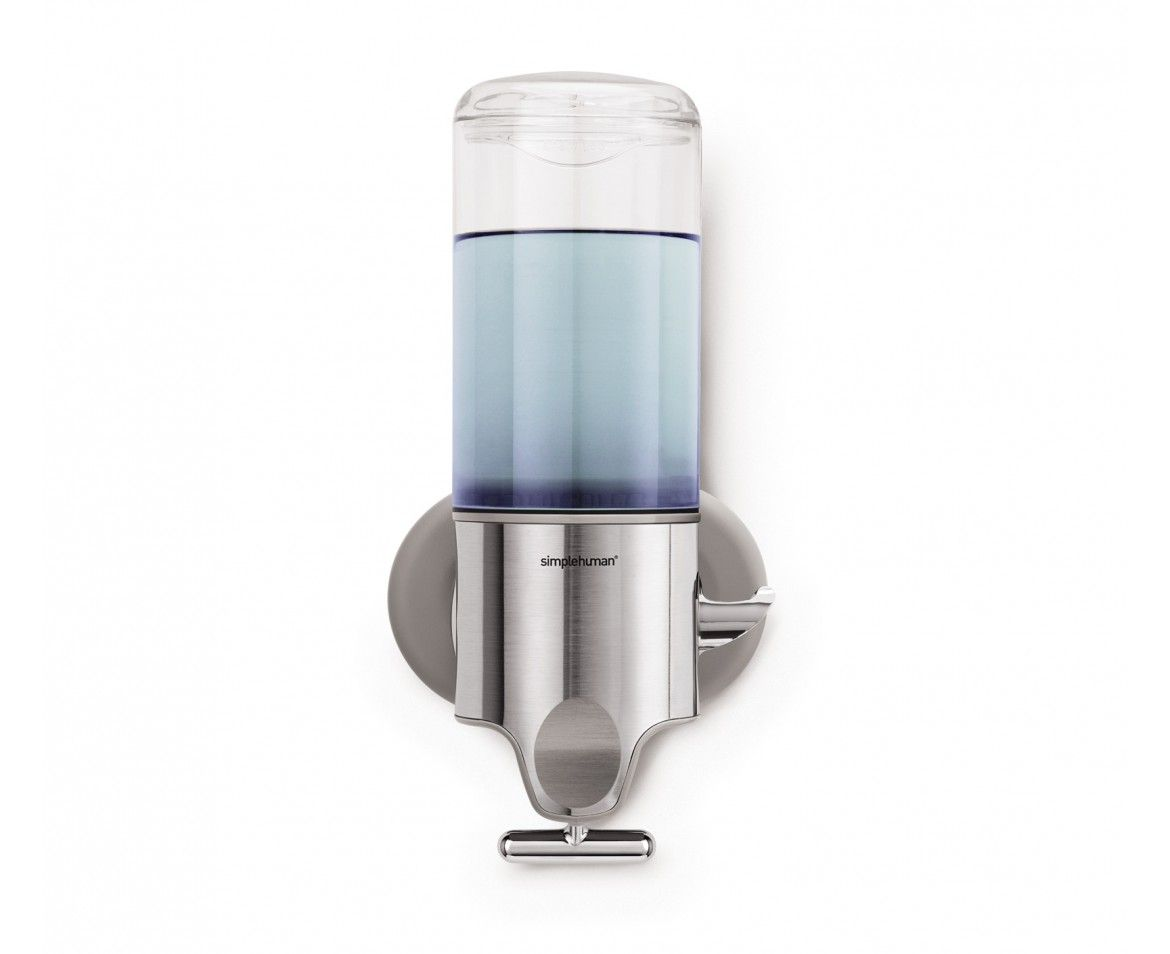 Wall Mount Pump Stainless Steel Wall Mounted Soap Dispenser