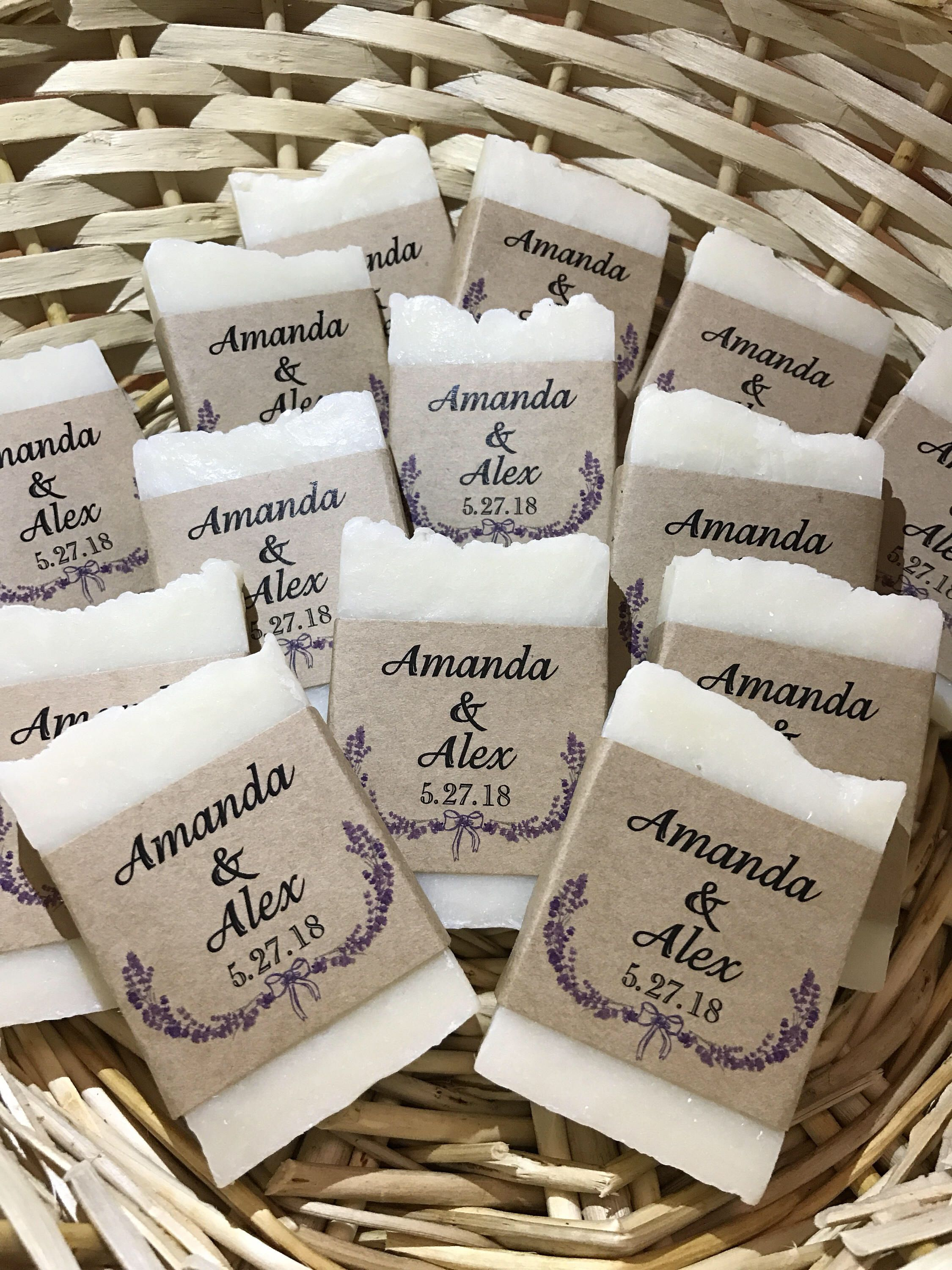 60 Wedding Soap Lavender Wedding From My Shower To Yours Soap