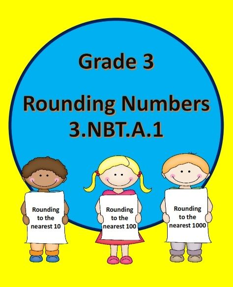 Rounding Numbers Printables | Maths, Rounding numbers and Math round