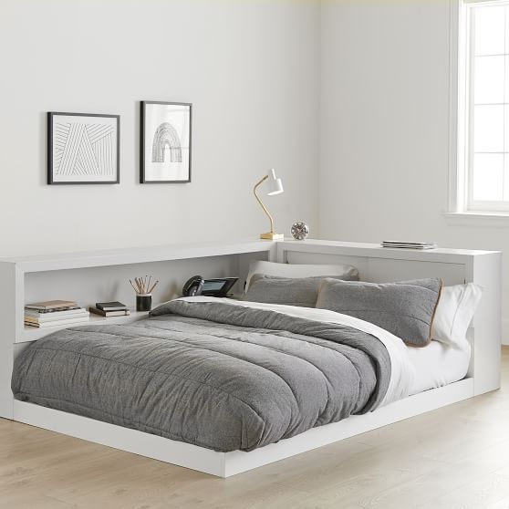 Costa Platform Lounge Bed In 2020 Home Decor Bedroom