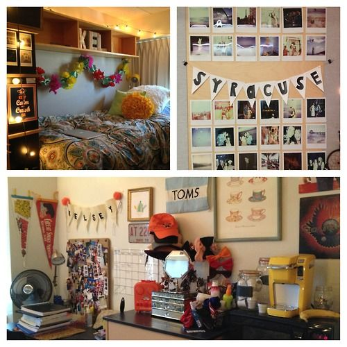 Syracuse University Brewster Hall birthday party decoration idea