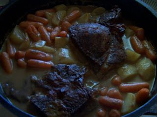 Dutch Oven Madness!: Day 227: Easy Dutch Oven Roast