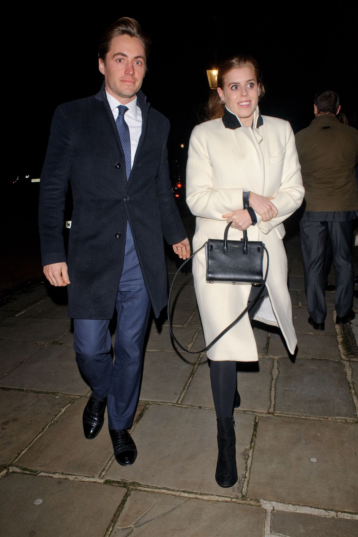 A timeline of Princess Beatrice and Edoardo Mapelli Mozzi