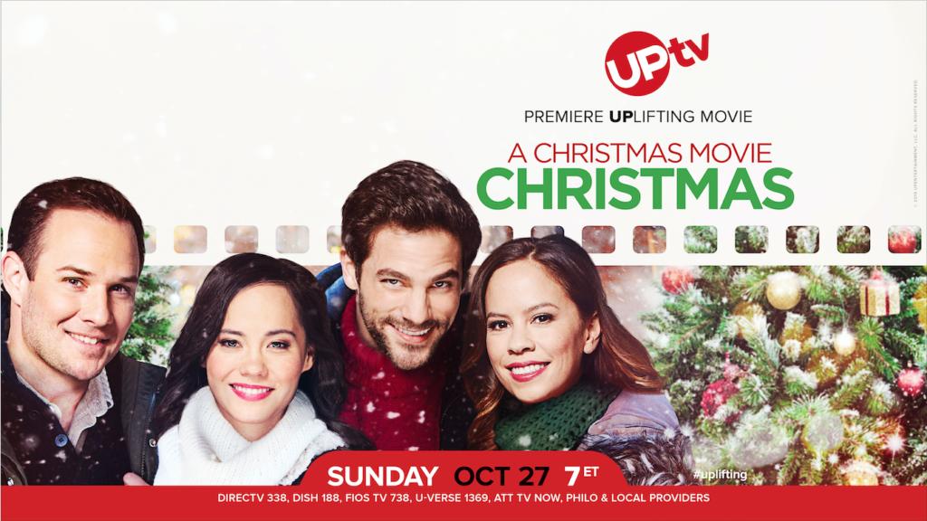 Preview A Christmas Movie Christmas A Uptv Original Movie 2019 Christmas Movies Perfect Boyfriend Christmas