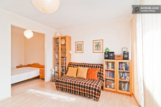 Cozy And Comfortable Studio Apartments For In Saint Petersburg Russia