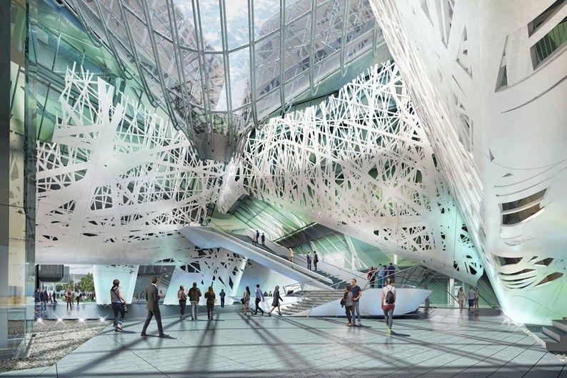 Incrível: edifício italiano ganhará fachada capaz de despoluir o ar - TecMundo