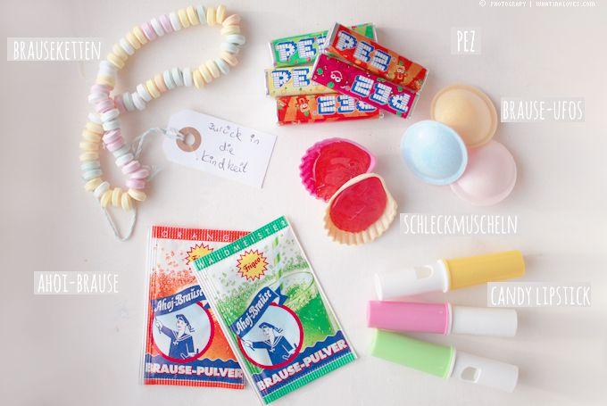 Zuckersüße Kindheitserinnerungen #igers