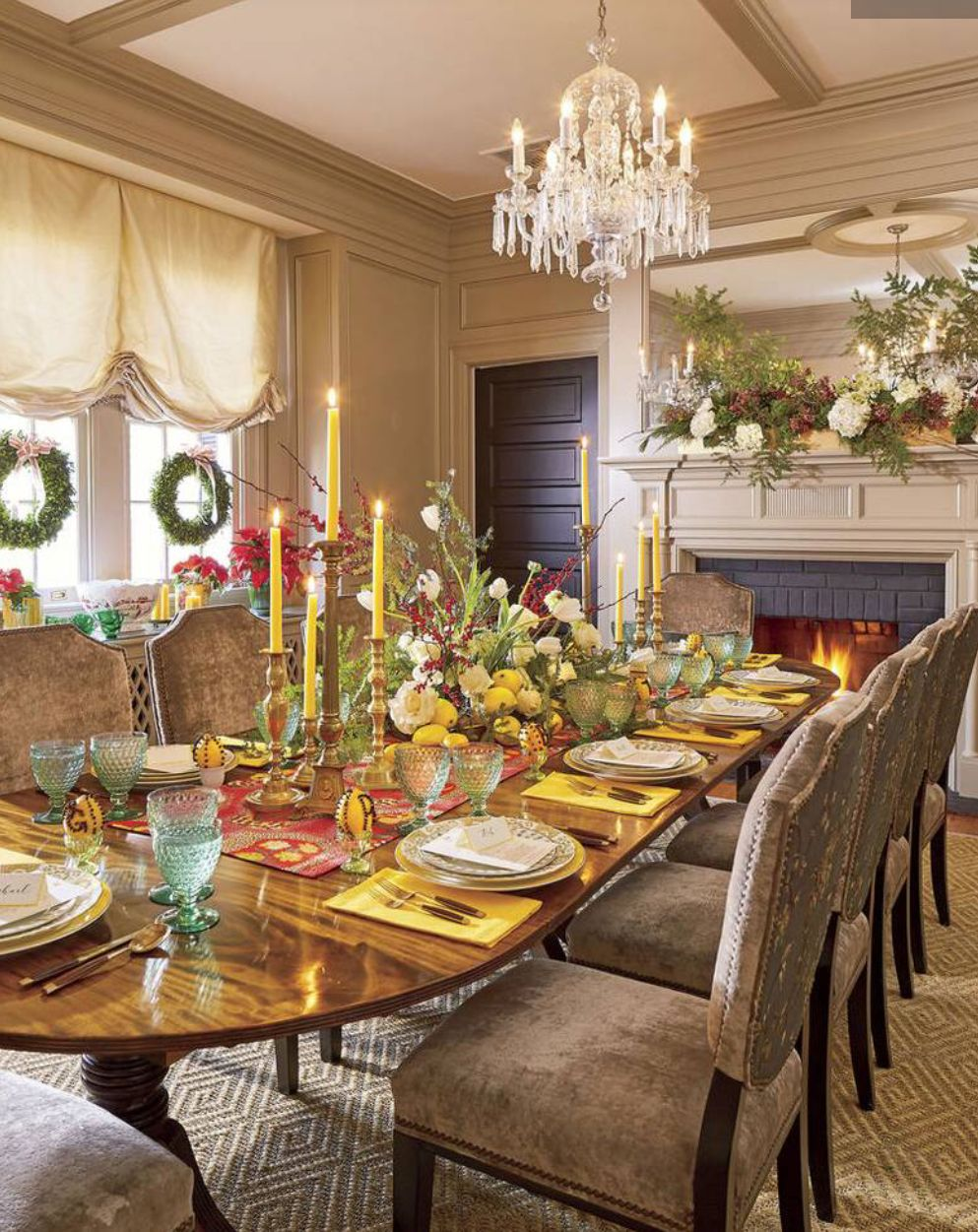 From Southern Living House Colors Country Kitchen Designs