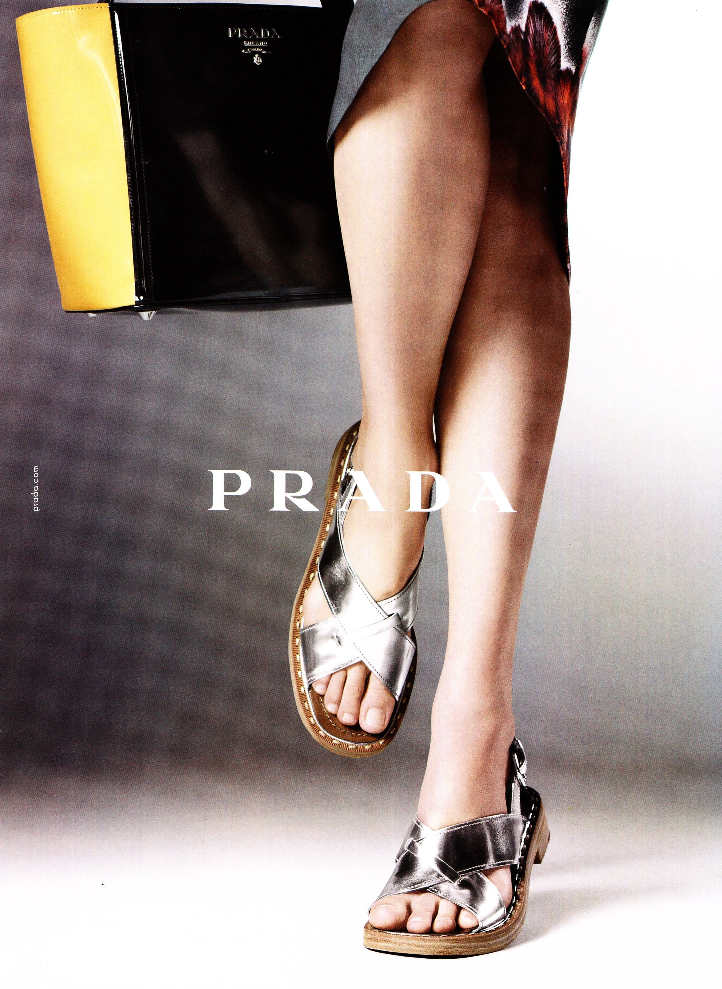 87e033994687 Prada advertisement (scan from a magazine)