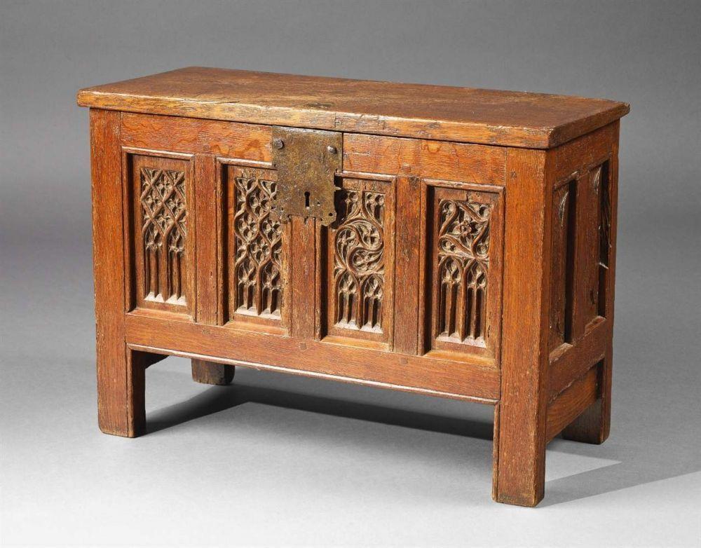gothic chest sca woodworking pinterest m bel. Black Bedroom Furniture Sets. Home Design Ideas