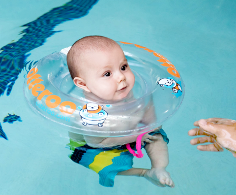 Image result for baby neck float