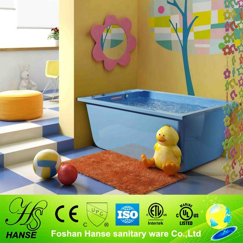 HS-B09 children bathtub/baby tub/kids spa supplies wholesale ...