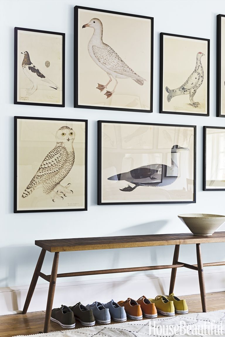 The 14 Best Neutral Paint Colors For Any Room In Your Home Bird Prints Borrowed Light Wall Art Designs