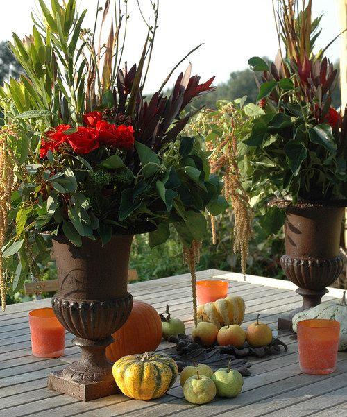 Look at this #zulilyfind! Red Cast Iron French Urn by Esschert ...